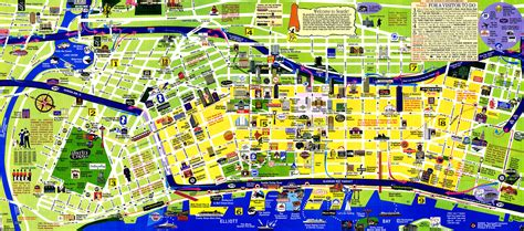 Seattle Attractions Map by Moxie Matters If You Give A Kid A Map