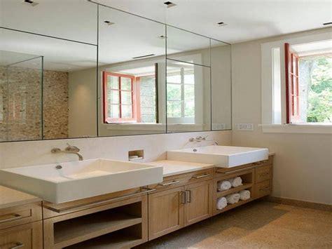 Large Bathroom Mirrors Ideas 30 Best Ideas Of Unframed Wall Mirrors