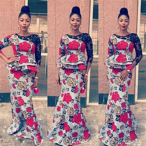 www aso ebi ankara styles ankara aso ebi styles that you ll want to get asap