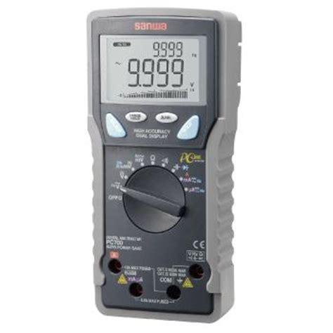 Multitester Hioki デジタルマルチメータ dt4281 hioki製 マルツオンライン