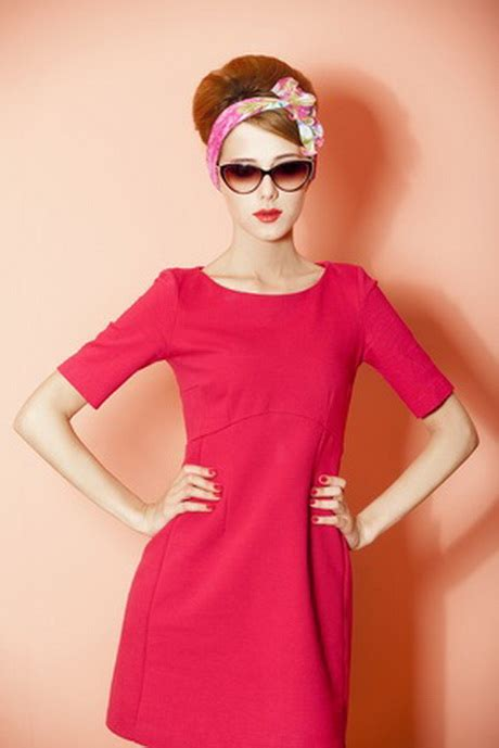 Mode Der 60iger by 60er Jahre Mode Damen