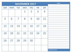 Mauritius Calendario 2018 November 2017 Calendar Pdf Printable 2017 Calendars