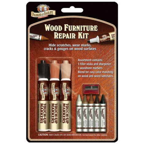 parker bailery wood furniture repair kit filler sticks and woodtone markers maryland parker bailey wood furniture repair kit by parker