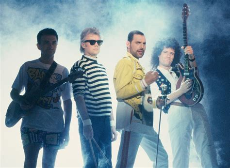 film queen band freddie mercury biopic casts queen band members