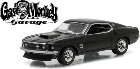 Greenlight Car Garage 69 Mustang 302 greenlight collectibles 44720 d 1 64 scale diecast