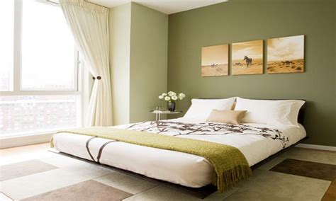 Olive Green Bedroom by Bedroom Colors Olive Green Bedroom Walls Small