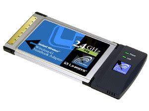 Linksys 802 11b G Cardbus Wireless Laptop Adapter Limited tarjeta linksys wpc54g inal 225 mbrica de 11 54mbps para