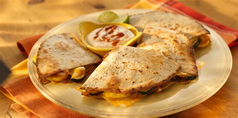 Lime Cheese Slice veggie zucchini blend quesadilla sargento colby slices