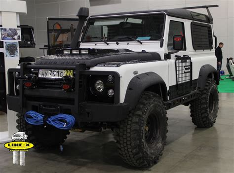 land rover defender 90 lifted land rover defender series land rovers pinterest