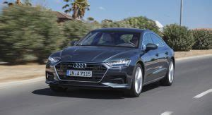 2019 audi a7 sportback pricing starts at $68,000 | carscoops