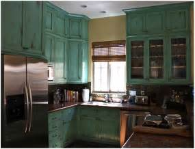 Refurbished Kitchen Cabinets Shabby Chic Cabinets In Coronado Island Painter Genie