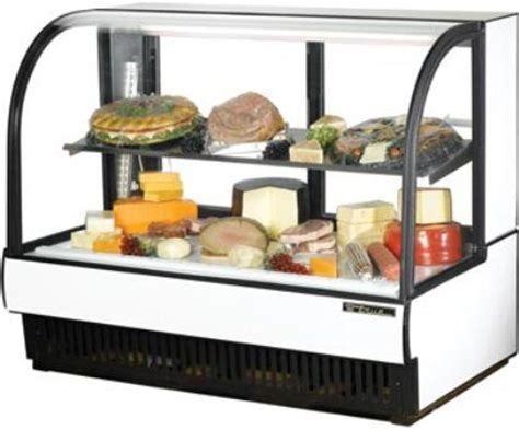 Cold Display Cabinets Food by True Tcgr 59 Cd Cold Deli Curved Glass Display Case 59