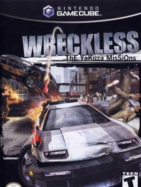 emuparadise yakuza wreckless the yakuza missions iso