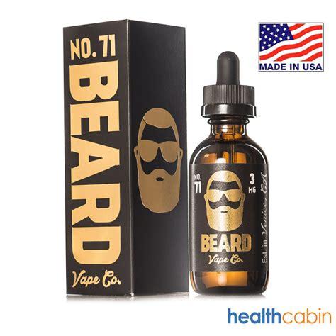 Beard Vape No 71 3mg 30ml Usa 30ml beard vape co no 71 sweet sour sugar e liquid