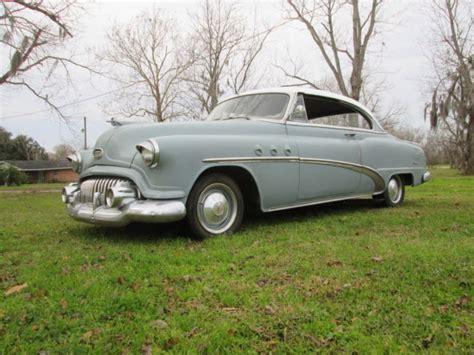 2 Door Buick by 1952 Buick Special 2 Door Hardtop