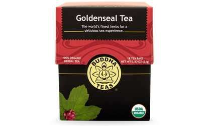 Goldenseal Tea Detox by Beverages Deals Coupons Groupon