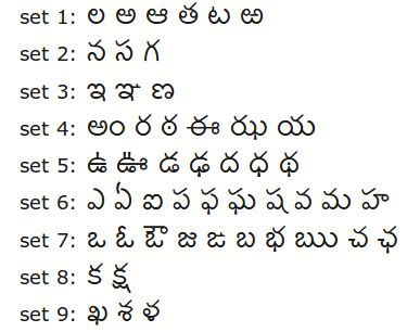 all worksheets 187 telugu handwriting worksheets printable