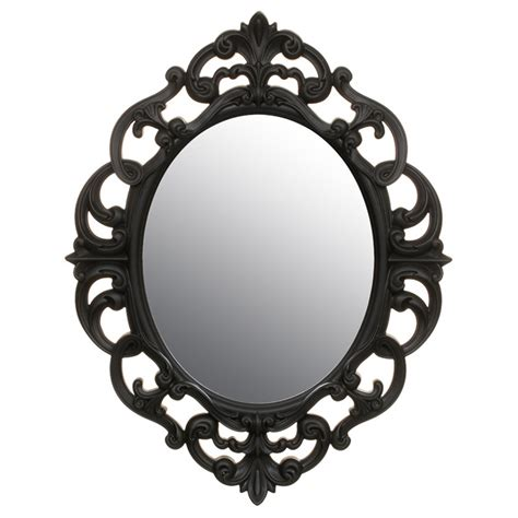 Shower Bath Uk b amp m small ornate oval mirror 295297 b amp m