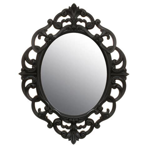 B&M Small Ornate Oval Mirror   295297   B&M