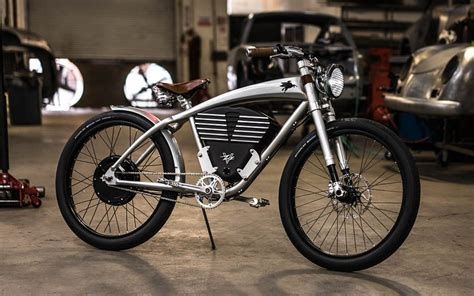 Porsche E Bike by Vintage Electric And Emory Motorsports Outlaw Tracker