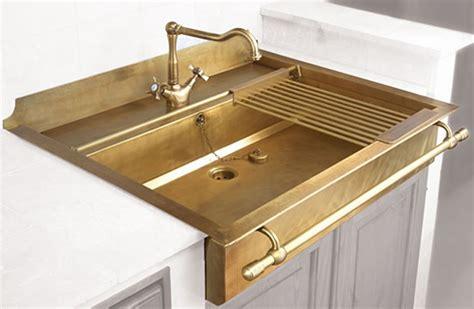 Brass Kitchen Sink Style Brass Sinks By Restart