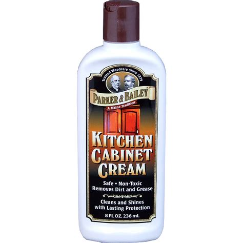 kitchen cabinet cleaner parker bailey kitchen cabinet cream 8oz