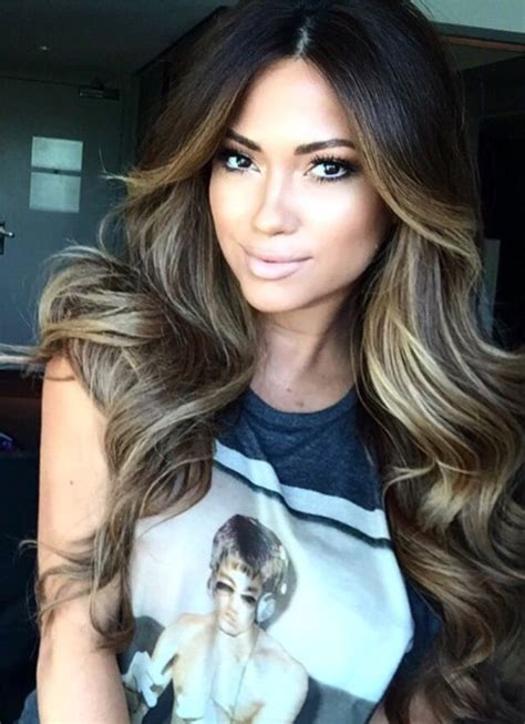 hair color ideas for brunettes best hair color for