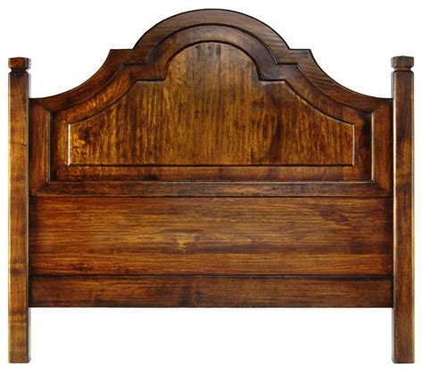 rustic queen size headboards respaldo arco headboard queen rustic headboards by