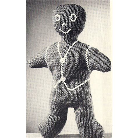 knitted gingerbread free pattern gingerbread to knit free patterns grandmother s