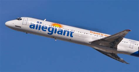 fast expanding allegiant air lands  ny area market