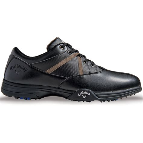 spikeless golf shoes callaway golf 2015 mens chev comfort spikeless waterproof