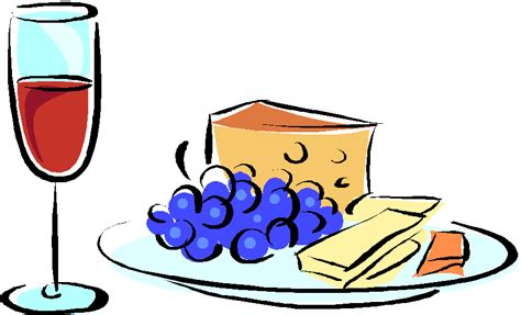 cartoon wine and cheese wine and cheese clip art cliparts co