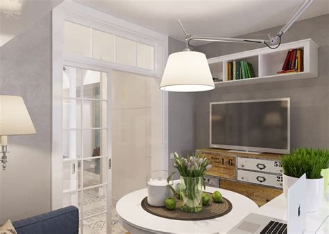 lade da soffitto di design vivir en 25 metros cuadrados es posible decoraci 243 n de