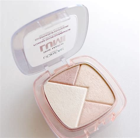 Harga L Oreal Lumi Glow Illuminator l or 233 al true match lumi powder glow illuminator review