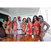 YMCMB Yacht Party In Miami Photos  Rap Radar