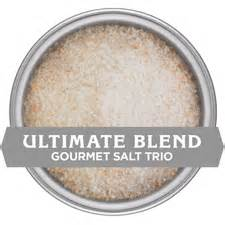 Salt Himalayan 225 Gr Trio bulk gourmet salts san francisco salt company