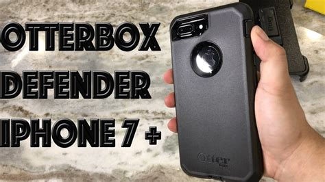 iphone   otterbox defender series case black youtube