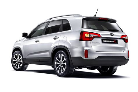 Kia Suvs 2014 Kia Officially Reveals Refreshed 2014 Sorento Suv