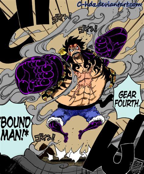 Kaos Anime Monkeydluffy Gear 4 One gear 4 one by mavishdz on deviantart