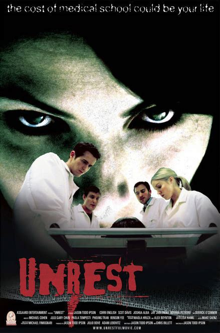 film hantu natal film hollywood unrest first movie use the real body