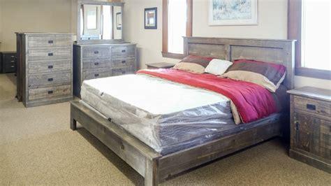 pioneer bedroom suite lloyds mennonite furniture