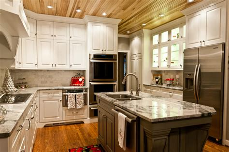 wood ceiling kitchen photo page hgtv