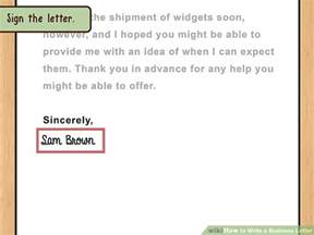 Preferred Business Letter Salutation How To Write A Business Letter Getinfo