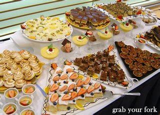 Baby Shower Catering Sydney by High Tea At The Crossroads Bar Swissotel Sydney Grab