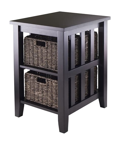 accent table with storage storage end tables decor ideasdecor ideas
