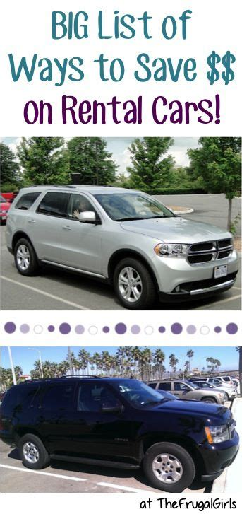Car Rental Usa Tips Rental Cars Tips And Ideas On How To Save