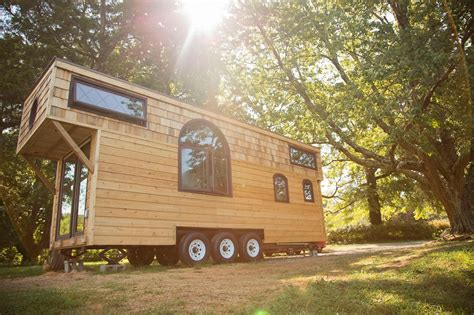 tiny house town world vermont tiny home 300 sq ft