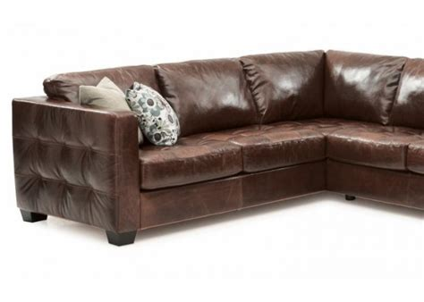 Palliser Barrett Sofa by Palliser Barrett Leather Sectional