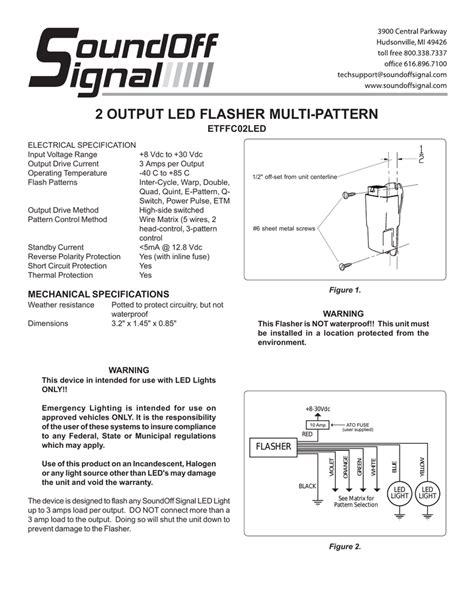 headlight flasher wiring diagrams on whelen dash light