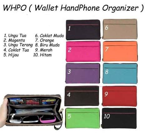 Dompet Nokia X han s shop wallet handphone pouch organizer whpo maxi